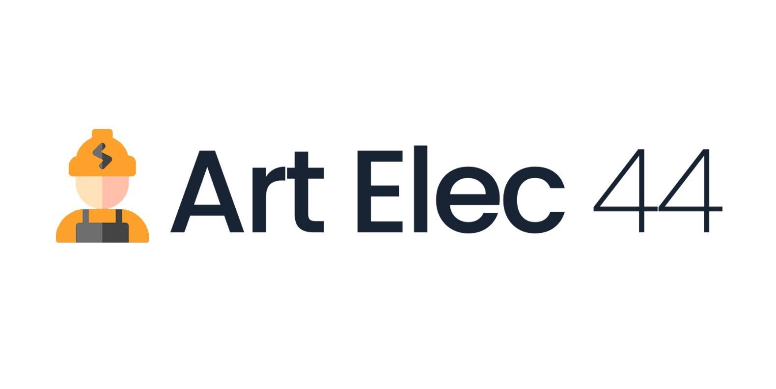 Logo Art Elec 44 - Agence communication Akagi Nantes