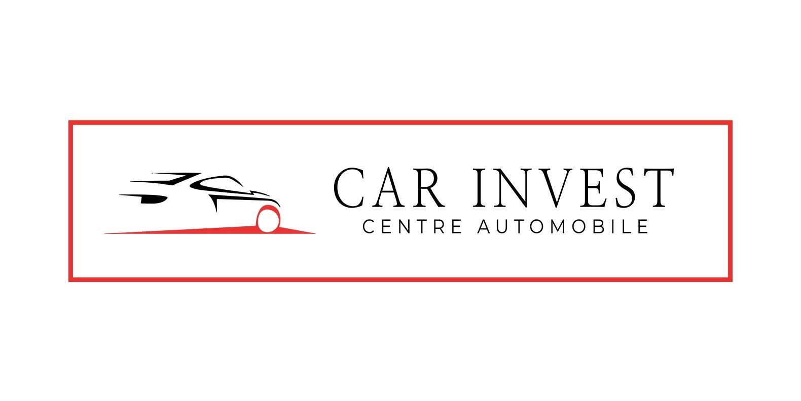 Logo Car Invest - Agence communication Akagi Nantes